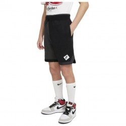 Nike B Jumpman JDB FT Short 95A551 BLACK